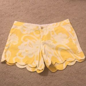 Lilly Pulitzer Buttercup Shorts